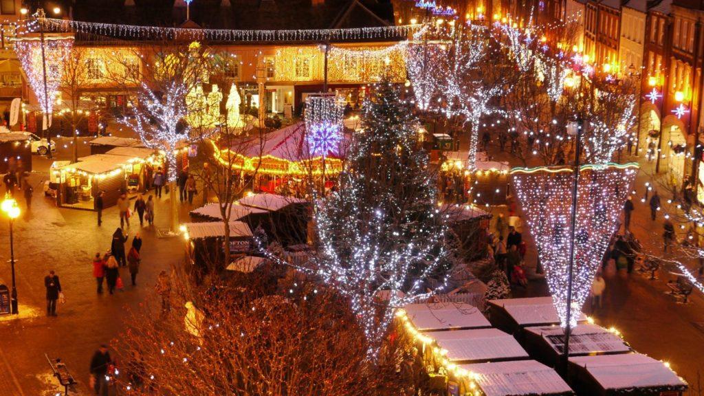 Carlisle Christmas Markets