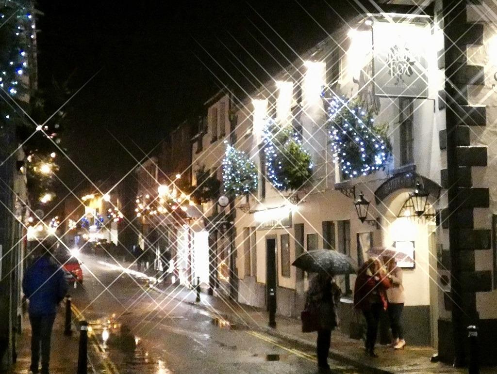 Kirkby Lonsdale Main Street Christmas Market