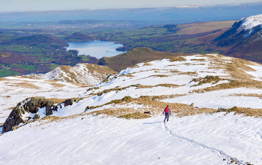 Winter Walks in the Lakes